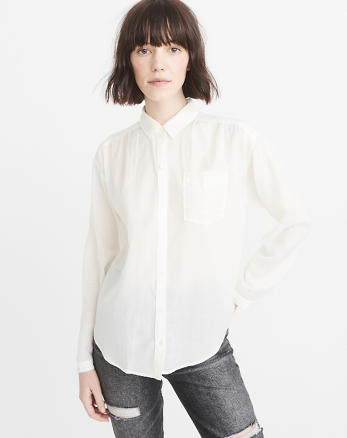 ANF Casual Shirt