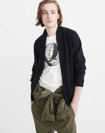 ANF Bomber Sweater
