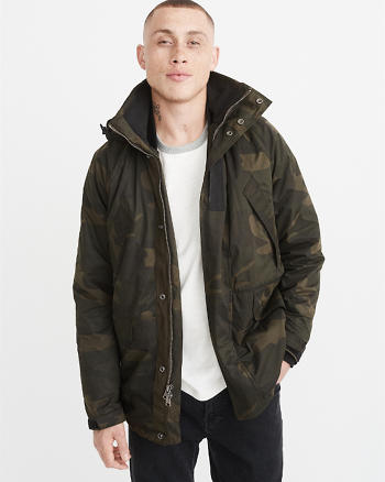 ANF 3-In-1 Parka