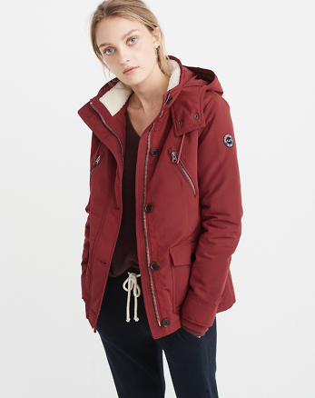 ANF Nylon Jacket