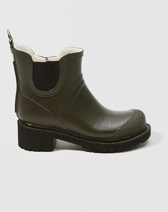 ANF Jacobson Short Boot