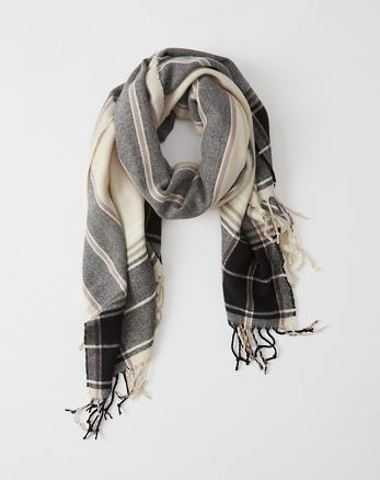 ANF Poncho Scarf
