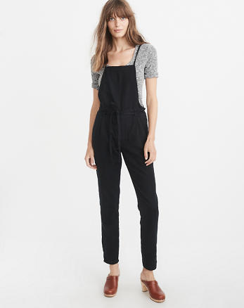 ANF Overall Jumpsuit