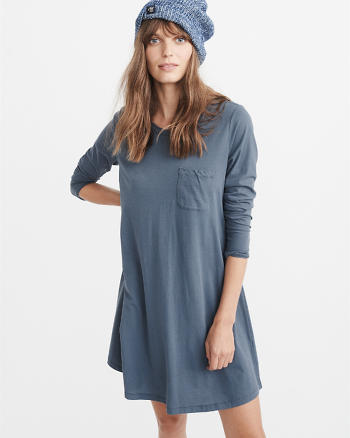 ANF Knit Swing Dress