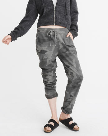 ANF Camo Sweatpants