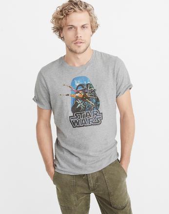 ANF Star Wars Tee