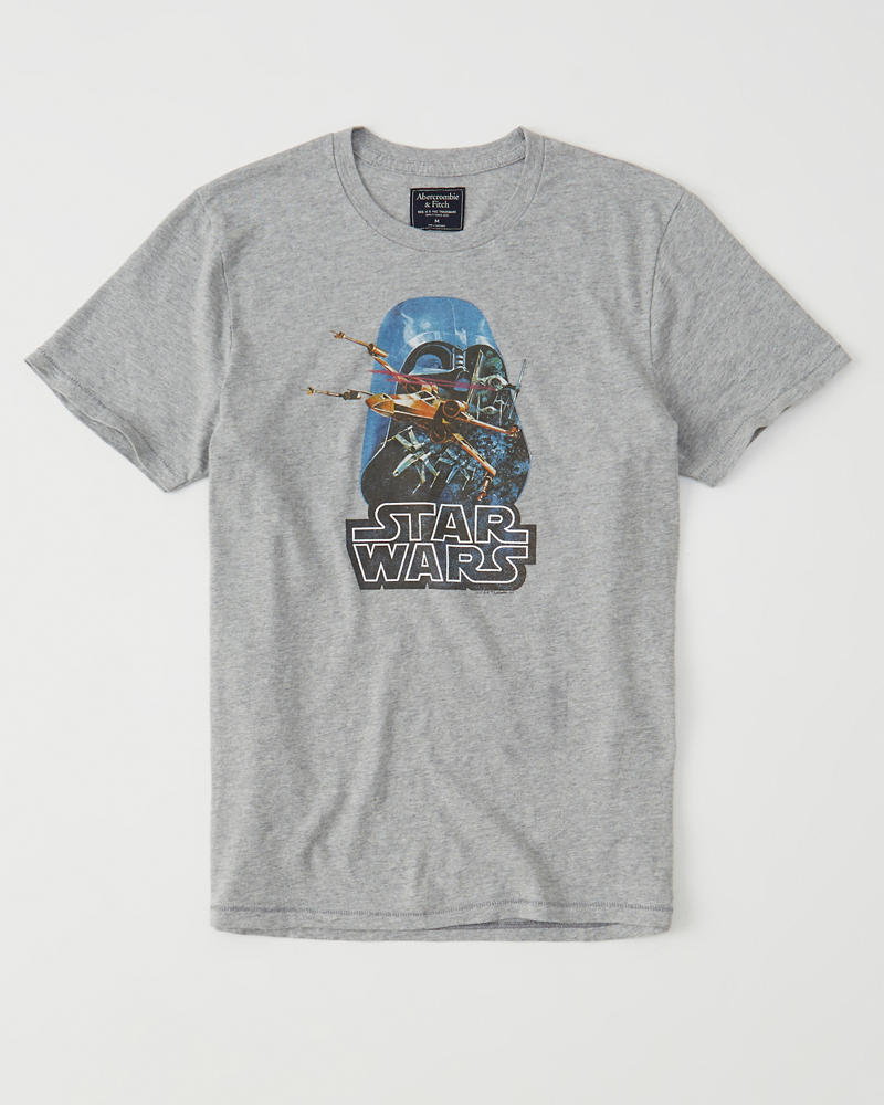 Mens Star Wars Tee | Mens Clearance | Abercrombie.com