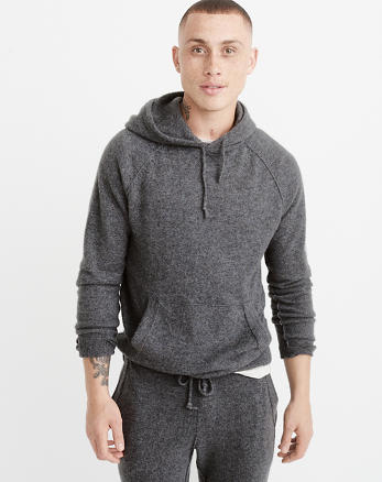 ANF Cashmere Hoodie