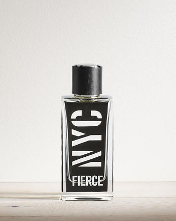 ANFFierce NYC Cologne