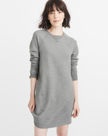 ANF Sweatshirt Dress