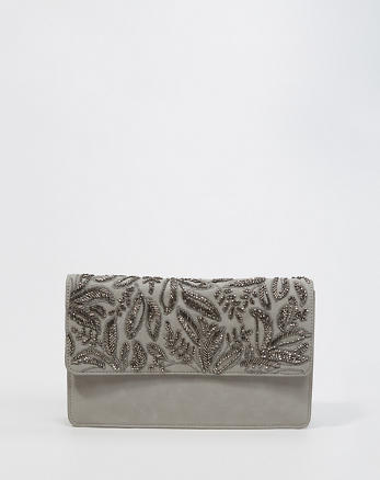 ANF Embellished Clutch
