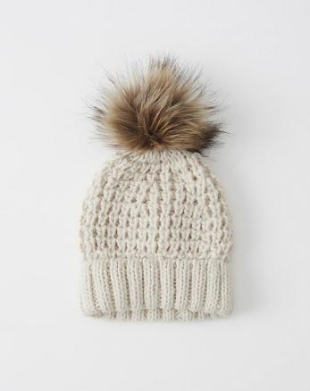 ANF Pom Pom Hat