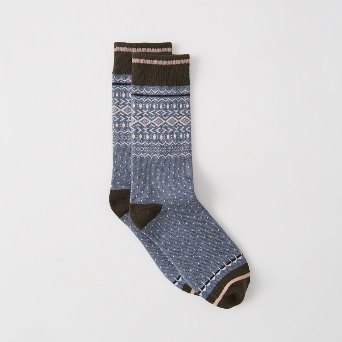 Patterned Casual Socks