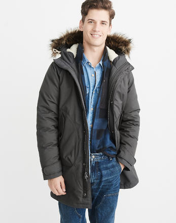 ANF M51 Down-Filled Parka