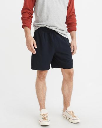 ANF Nylon Running Shorts