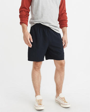 ANF Nylon Running Shorts
