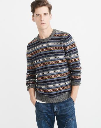 ANF Fair Isle Sweater