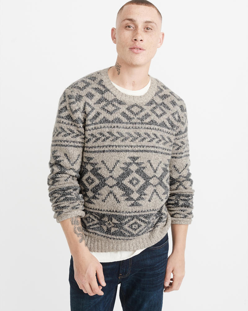 Mens Sweaters | Abercrombie & Fitch