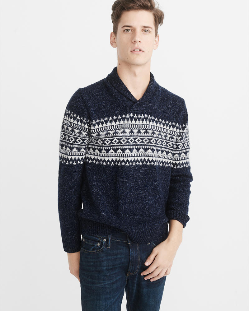 Mens Sweaters   Clearance   Abercrombie & Fitch