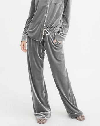 ANF Velvet Pants