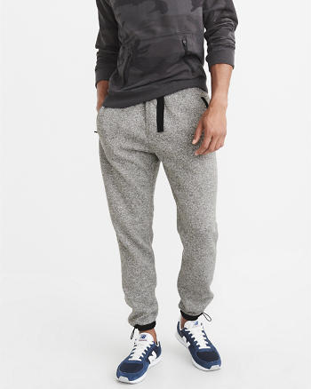 ANF Sweater Fleece Joggers