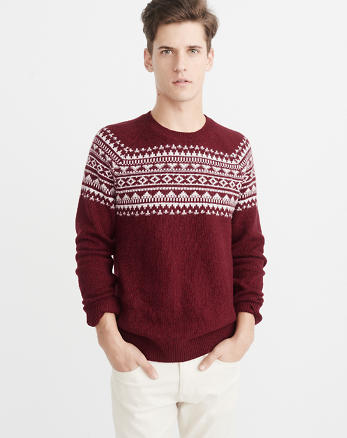 ANF Fair Isle Sweater