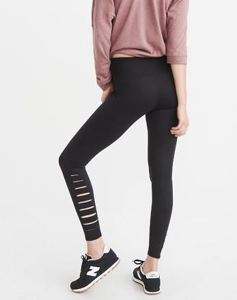 ANF Side Slash Leggings
