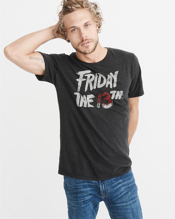 ANF Halloween Graphic Tee