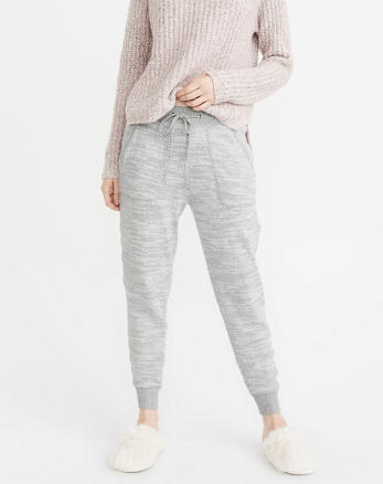 ANF Textured Jogger