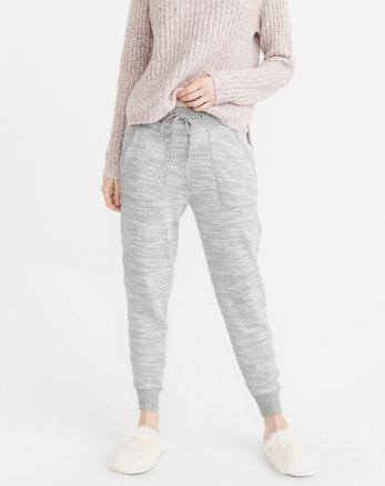 ANF Cozy Knit Jogger