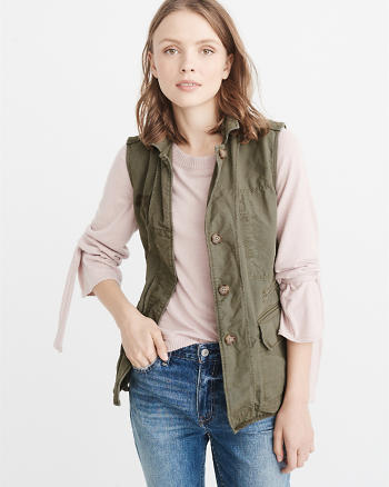 ANF Military Vest