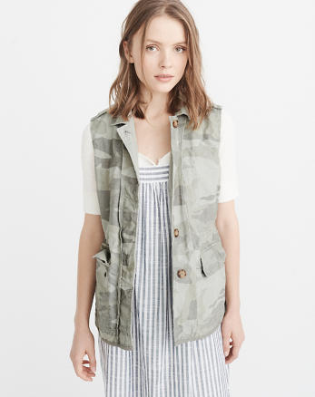 ANF Military Vest