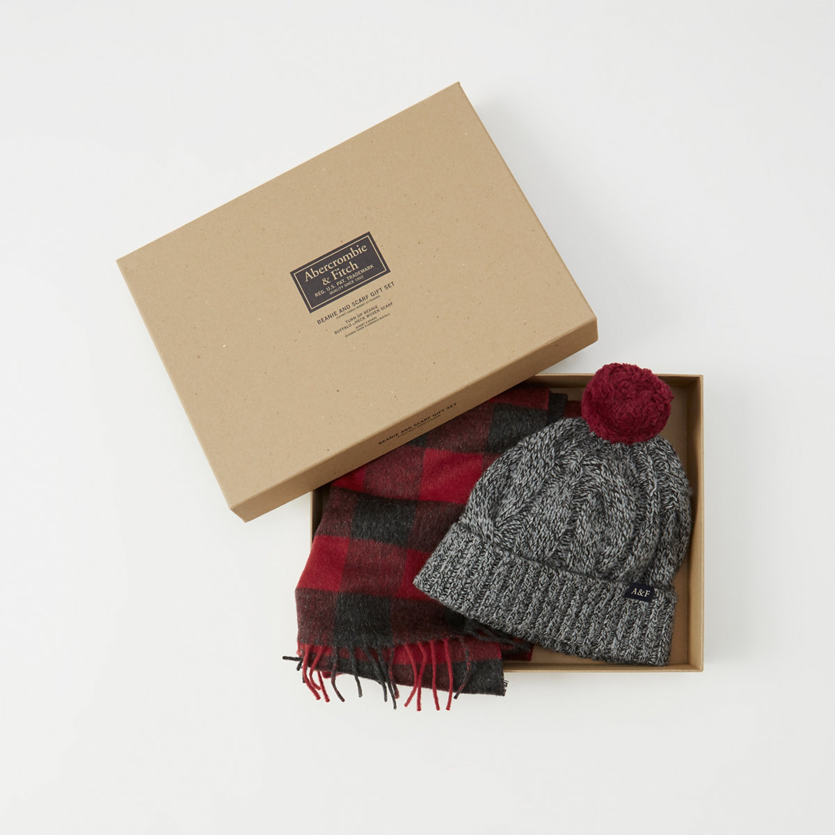 Scarf And Beanie Gift Set