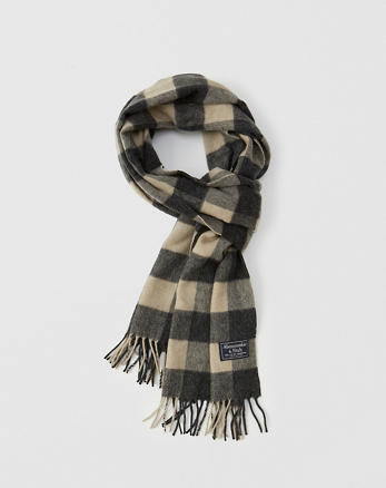 ANF Wool-Blend Scarf