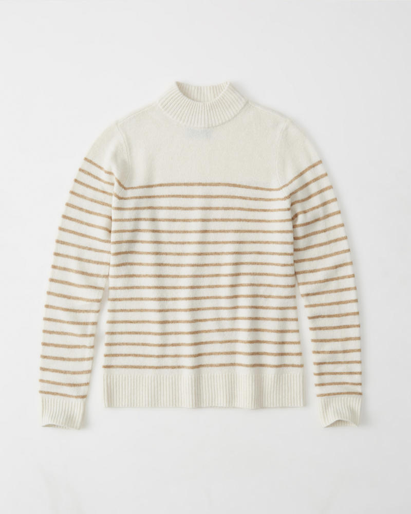Pull Avec Faux Col by Abercrombie & Fitch