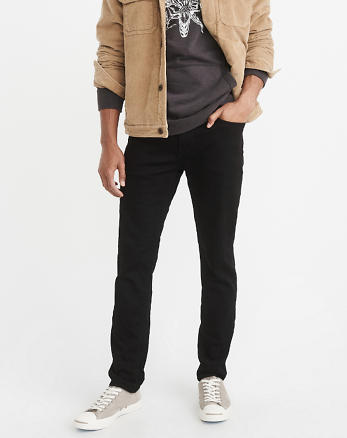 ANF Athletic Slim Winter Jeans