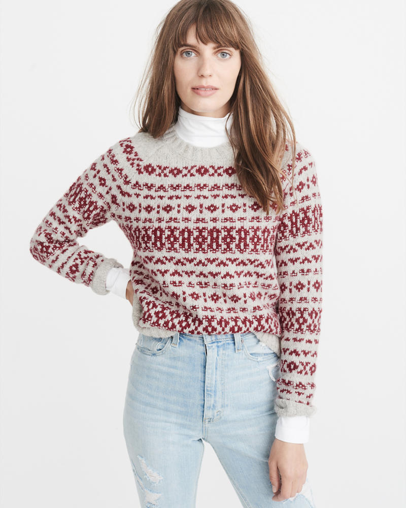 Womens Sweaters | Sale | Abercrombie & Fitch