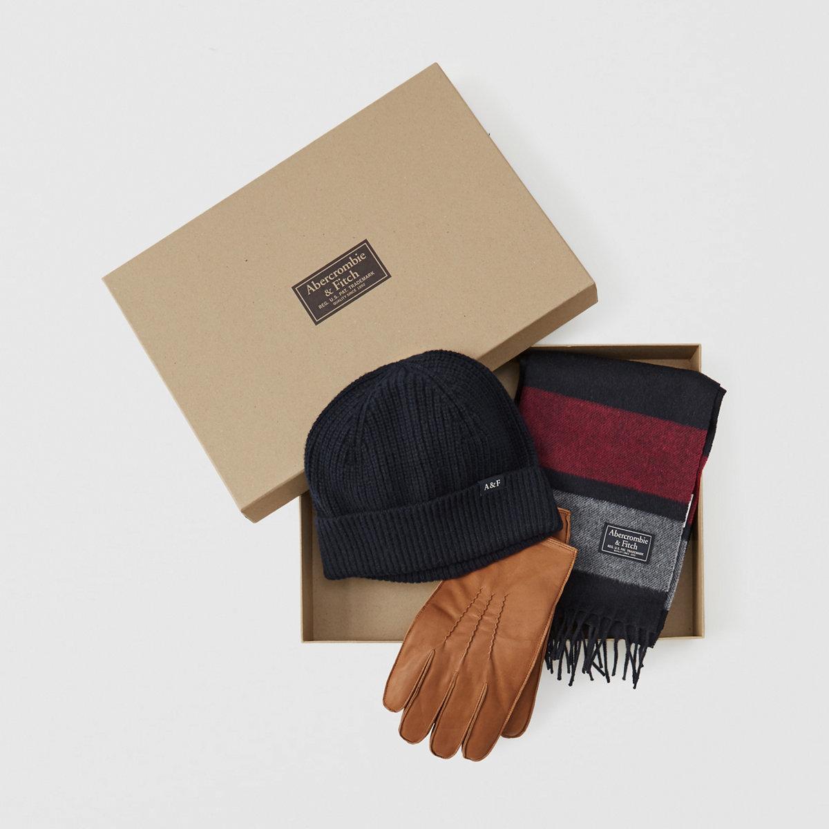 Scarf, Beanie & Glove Gift Set
