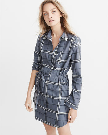 ANF Shirt Dress
