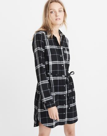 ANF Shirt Dress