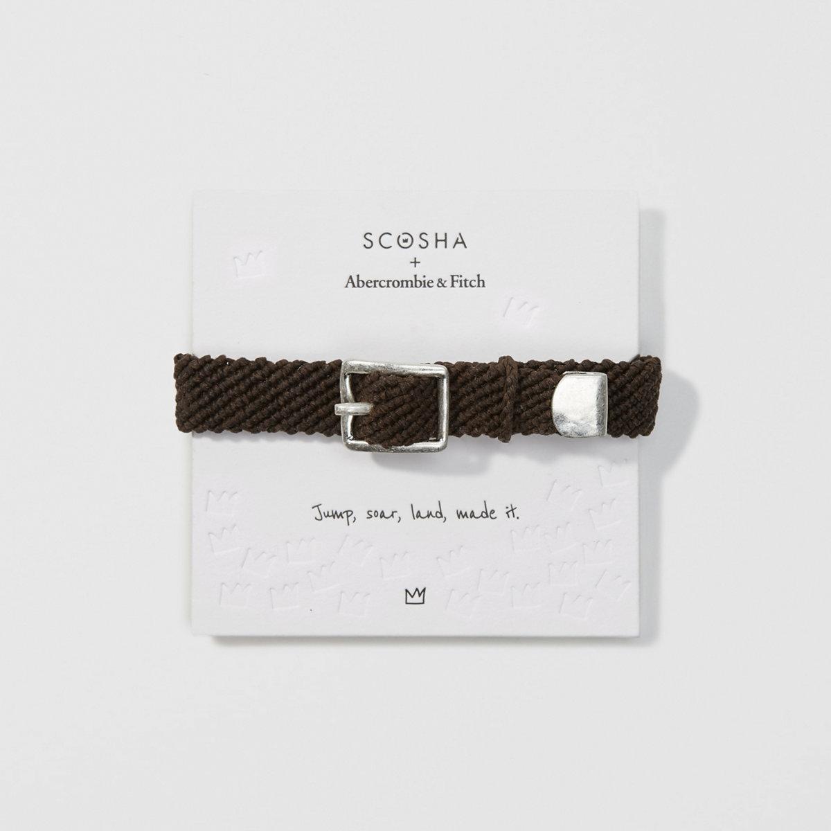 Scosha Macrame Bracelet