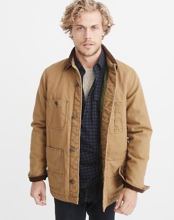ANF Chore Jacket