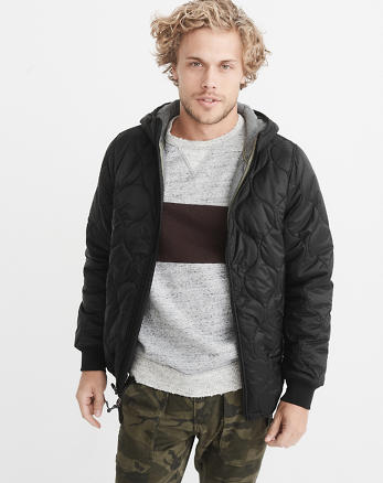 ANF Quilted Jacket
