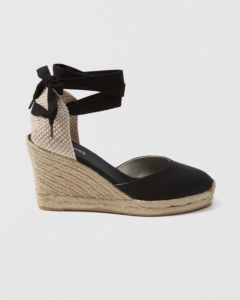 49c93aba4f3 Womens Soludos Tall Wedge Sandal | Womens Shoes | Abercrombie.com