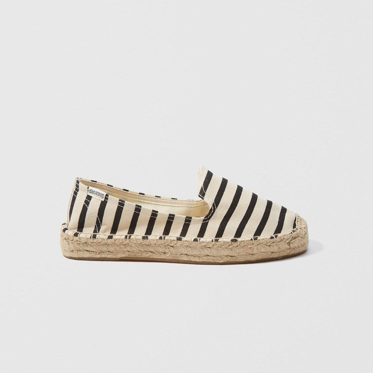 Soludos Striped Slipper