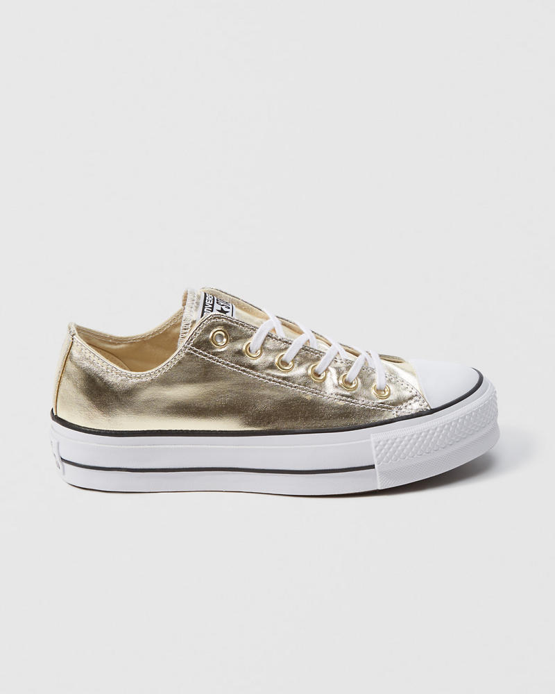 converse chuck taylor metallic
