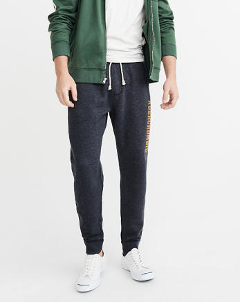 Mens Sweatpants | Abercrombie & Fitch : mens quilted sweatpants - Adamdwight.com