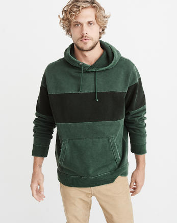 ANF Heavyweight Reconstructed Hoodie