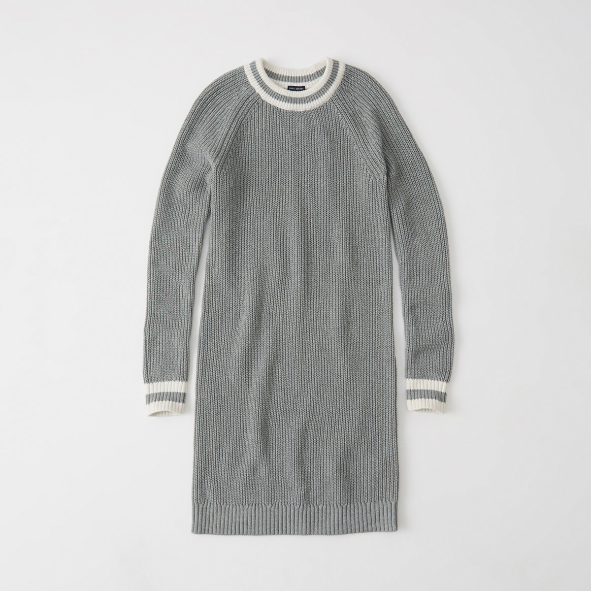 Varsity Sweater Dress