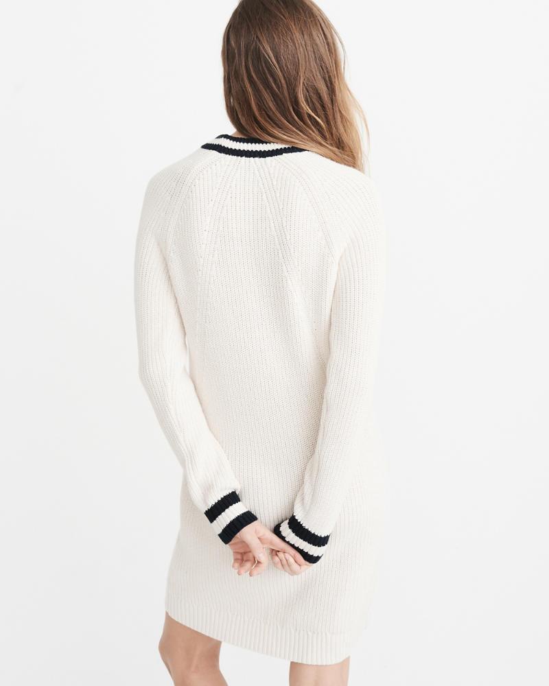 c33f3dbc20 Womens Varsity Sweater Dress
